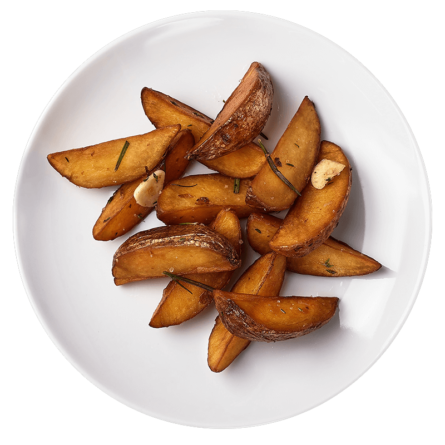 Картопля з розмарином