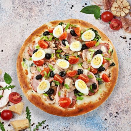 Піца Великодня