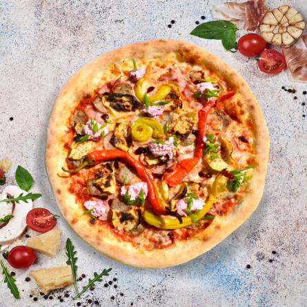 Піца Українська